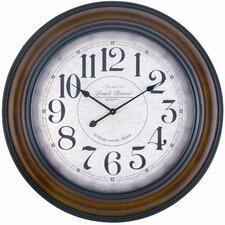 "Oversized 32"" Payton Wall Clock"