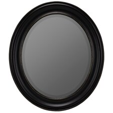 Townsend Wall Mirror in Black