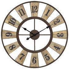 "Oversized 28"" Minden Wall Clock"