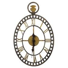 "19"" Malibu Wall Clock"