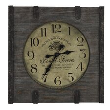 St.Clair Wall Clock
