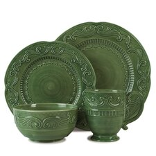 Ricamo Dinnerware Set