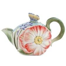 <strong>Fitz and Floyd</strong> Flourish Teapot
