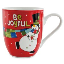 Be Joyful Mugs (Set of 2)