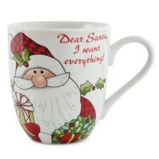 Dear Santa Mugs (Set of 2)