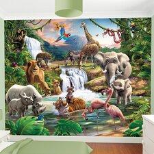 Jungle Adventure Wallpaper