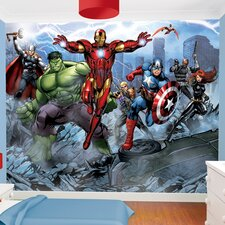 The Avengers Assemble Wallpaper