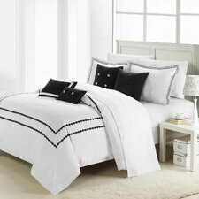 <strong>Chic Home</strong> Mandalay 11 Piece Comforter Set