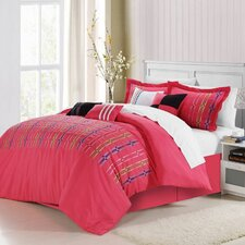 Swimmy 8 Piece Comforter Set