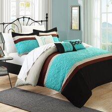 Corrine 10 Piece Comforter Set