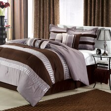 <strong>Chic Home</strong> Castle Rock 12 Piece Comforter Set