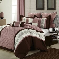 Livingston 8 Piece Comforter Set