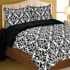 Micro Mink 3 Piece Comforter Set