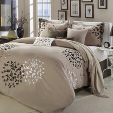 <strong>Chic Home</strong> Cheila 8 Piece Comforter Set