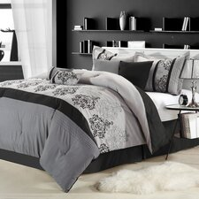 <strong>Chic Home</strong> Renaissance 12 Piece Comforter Set