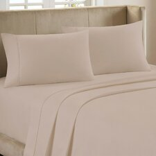 200 Thread Count Certified 100% Pure Organic Cotton Sheet Set