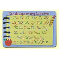 Contemporary Cursive Placemat (Set of 4)