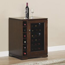 Cabernet 18 Bottle Wine Cabinet