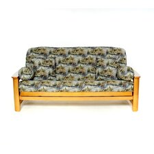 <strong>Lifestyle Covers</strong> Gone Fishing Full Futon Cover
