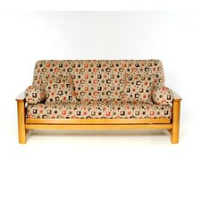 Tootsie Roll Full Futon Cover