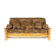 Timber Wolf Full Futon Cover