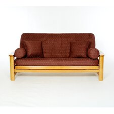 Claret Full Futon Cover