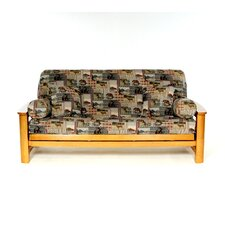 Wild Patch Futon Slipcover