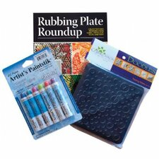 Rubbing Plate Sampler (Set of 6)