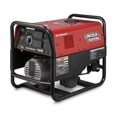 Outback 25V Engine Driven MIG Welder 145A