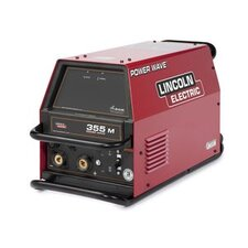 Power Wave 355M 200V Arc Welder 425A