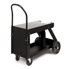 Utility Cart (150 cu. ft Bottle Capacity)