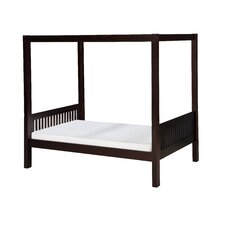 <strong>Camaflexi</strong> Twin Canopy Bed