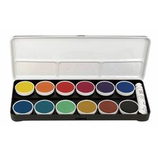 Watercolor Paint (Set of 12)