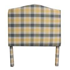 Classic Twin Upholstered Headboard