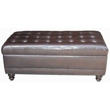 Classic Tufted Storage Ottoman