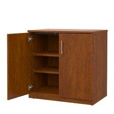 "Mobile CaseGoods 36"" W Storage Cabinet"