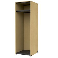 "Band-Stor 27.75"" 1 Compartment Wardrobe Cabinet"