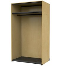 "Band-Stor 48"" Uniform Wardrobe Cabinet"