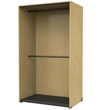 <strong>Marco Group Inc.</strong> Band-Stor Uniform Storage Cabinet with 2 Hanging Rod