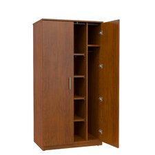 "Mobile CaseGoods 48"" Wardrobe Cabinet"