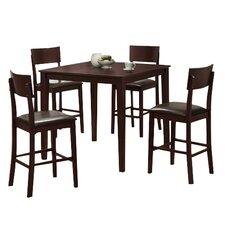 Stanley 5 Piece Dining Set