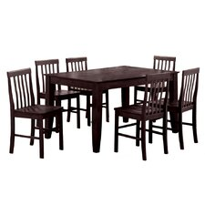 Ashlyn 7 Piece Dining Set