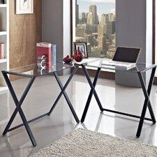 X-Frame Corner Writing Desk