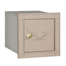 Eagle Column Mailbox