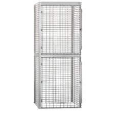 Bulk Double Tier Starter Storage Locker