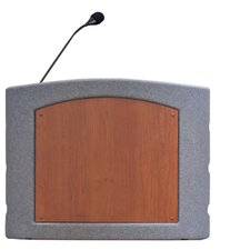 <strong>Summit Lecterns</strong> Presenter Desktop Lectern