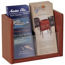 1 Pocket Brochure Holder