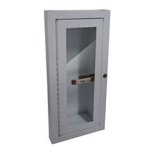 Semi Recessed Fire Extinguisher Cabinet