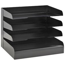 ClassicTM Letter Size 4 Tier Tray