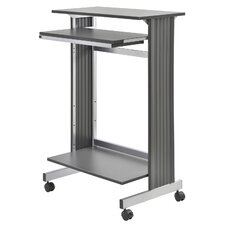 <strong>Buddy Products</strong> Euroflex Standup Fixed Height Workstation